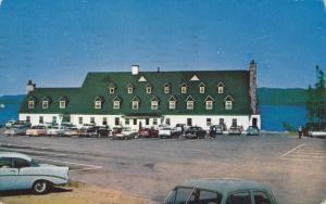 QUEBEC, Canada, PU-1970; Auberge L'Etape Inn, Laurentide Park