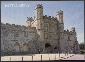Sussex Postcard - Battle Abbey  LC3305