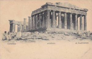 Le Pharthenon, Athenes, Greece, 1910-1920s