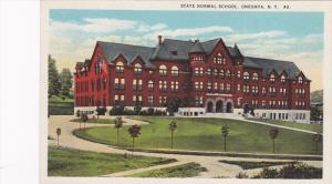 State Normal School , ONEONTA , New York , 1910s