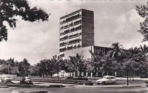 Cote D'Ivoire Ivory Coast Abidjan L'Hotel de Ville Real Photo