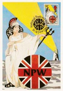 National Postcard Week 1984 , UK