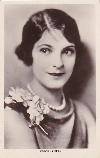 Famous Ladies Priscilla Dean Photo