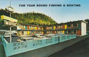 Canada Horseshoe Bay Motel British Columbia
