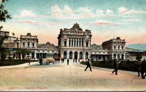 Italy Genova Stazione Brignole