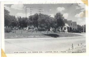 Star Courts 210 Ferris Ave. Lawton Oklahoma,  OK,