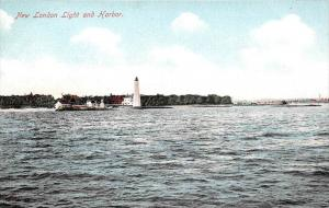 10732 New London Light and Habor, Conn.