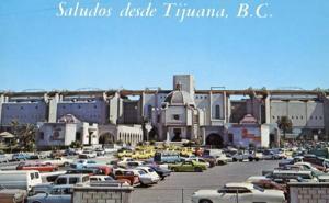 Mexico - Tijuana. Agua Caliente Race Track