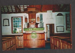Pulpit Of St Peter's Church In St George's, Bermuda - Uunsed