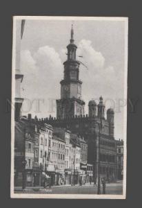 089461 POLAND Posen Rathaus Vintage PC