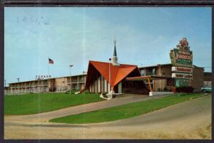 Howard Johnson's Motor Lodge,Madison,WI BIN