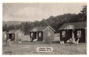 New Hampshire  Ashland , Knotty Pines Cabins