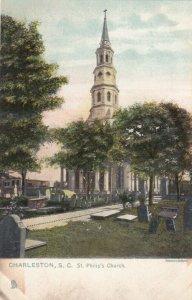 CHARLESTON , South Carolina , 1901-07; St. Philip's Church, TUCK No. 5216
