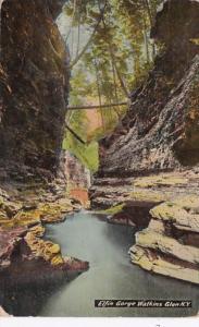 New York watkins Glen Elfin Gorge