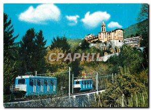 Modern Postcard Locarno II Sanctuario della Madonna del Sasso