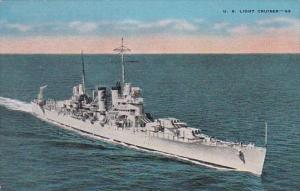 U S Light Cruiser