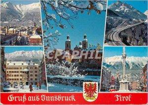 Modern Postcard Innsbruck Tirol