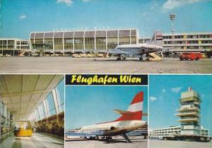 Austria Vienne Schwechat Airport