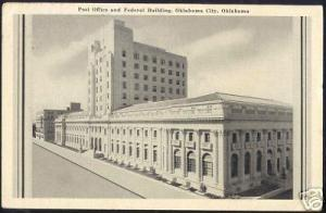 Oklahoma City, Post Office, Federal Building (1946)