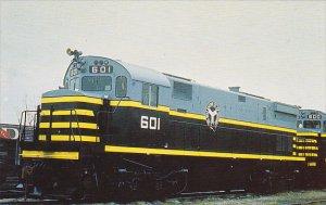 Belt Railway Of Chicago Locomotive No 601 ALCO C-424