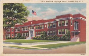 Elizabeth City High School, ELIZABETH CITY, North Carolina, 30-40s
