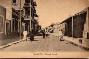Egypt Ismailia Negrelli Street