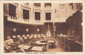 Buenos Aires - Camara de Senadores , Argentina , 00-10s