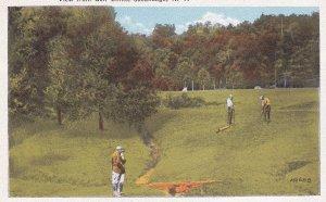 SACANDAGA , New York, 00-10s ; Golf Links