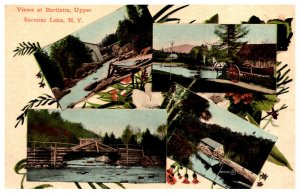 New York  Upper  Saranac Lake Multi-View Bartletts