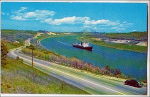 Canal, Sagamore Bridge, Cape Cod MA