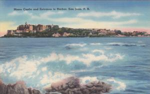 San Juan , Puerto Rico , 30-40s ; Entrance to Harbor