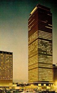 Massachusetts Boston Evening At Prudential Center