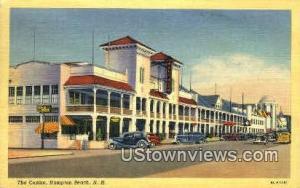 The Casino Hampton Beach NH 1940