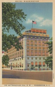 WASHINGTON D.C. , 1930-40s ; Hotel Washington