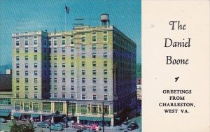 The Daniel Boone Charleston West Virginia 1965