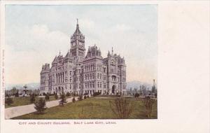 City And County Building Salt Lake City Utah