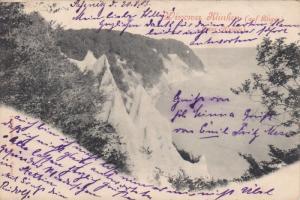 GERMANY, PU-1901; Wissower Klinken, Auf Rugen
