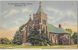 St. Denis Roman Catholic Church Manasquan New Jersey