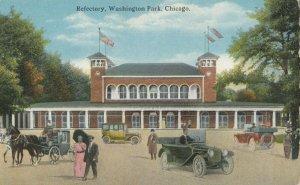 CHICAGO , Illinois, 1900-10s ; Refectory , Washington Park