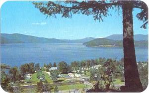 Chris & Mary's Trailer Resort ,Hope, Idaho, Lake Pend Oreille, ID, Chrome