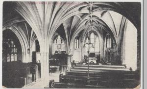 Kent; Huguenot ChurchIn Crypt Of Canterbury Cathedral PPC By JG Charlton, Unused