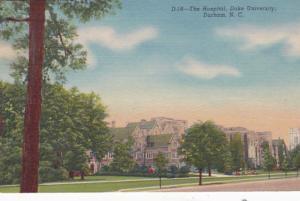 North Carolina Durham The Hospital Duke University Curteich