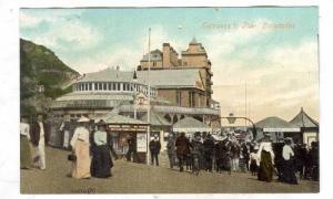 Entrance to pier, Landudno , Wales, 00-10s