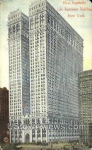 New Equitable Life Insurance Bldg New York City NY Unused