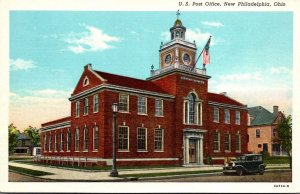 Ohio New Philadelphia Post Office Curteich