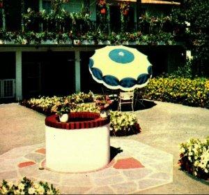 Portland Oregon Oder Lambert Gärten Wunschbrunnen Unp Selithco Chrom Postkarte