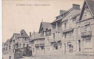 LA BAULE, Loire Atlantique, France, 1900-1910´s; Boulevard Hennecart, Cable Car