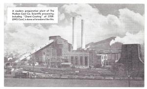 Hudson Sterling Coal Advertising Postcard