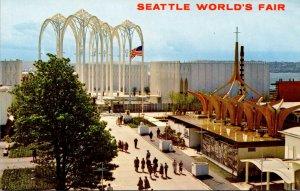 Washington Seattle World's Fair U S Science Exhibit With Christian Witne...