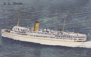 P. & O. Steamship Co., Steamship S.S. FLORIDA Nassau Cruise, 1930-40s